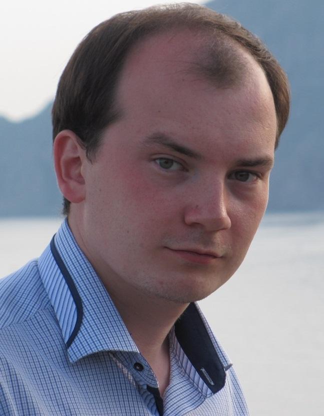 Ievgen Pichkalov