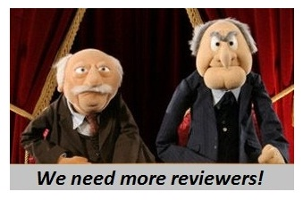 We need more reviewers!